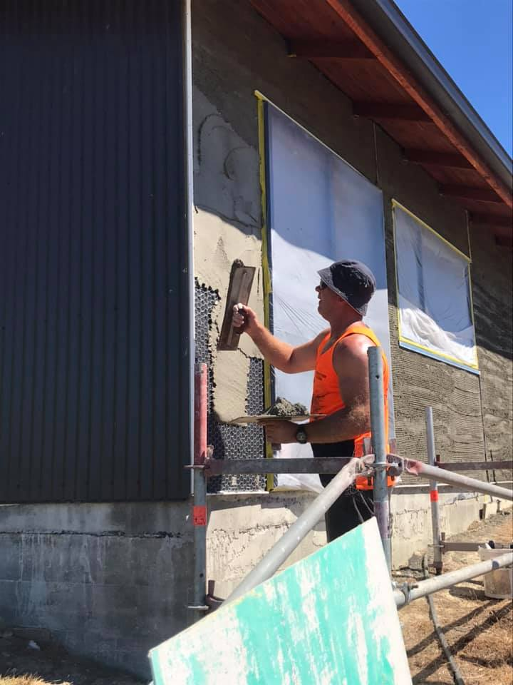 Exterior Cladding Christchurch and Canterbury.Advanced Exterior Plastering LTD