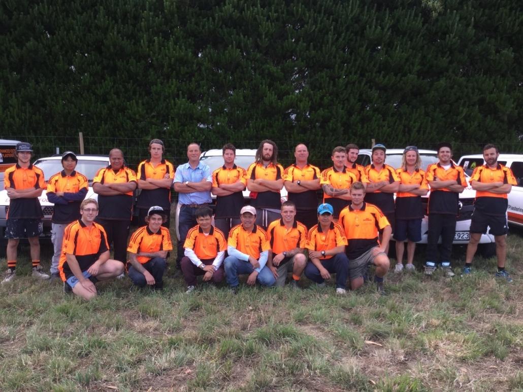 The Team. Advanced Exterior Plastering LTD Exterior cladding Christchurch and Canterbury.