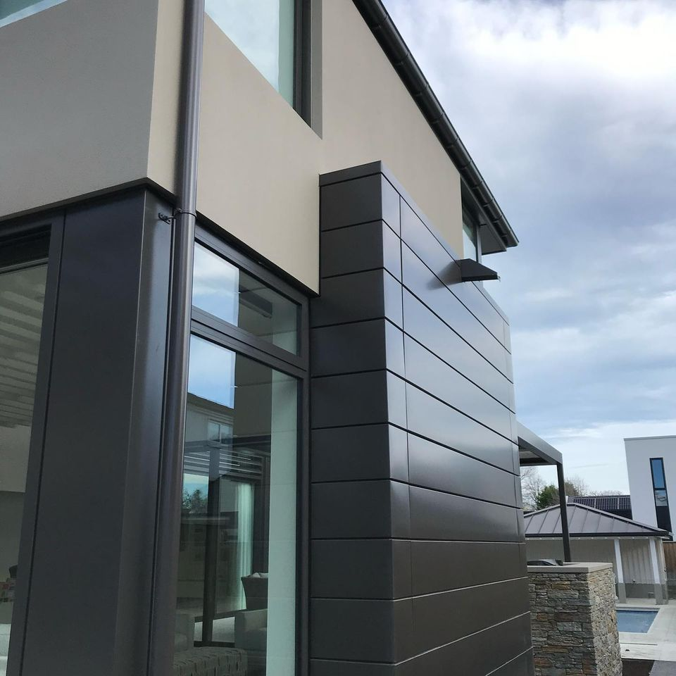 Advanced Exterior Plastering LTD Exterior cladding Christchurch and Canterbury.
